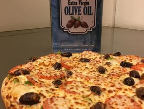 PIZZA ONE AVON Greek Pizza - Pizza Delivery - Avon