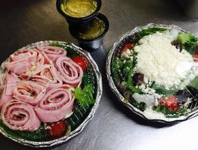 Sandwich Pizza House meal salads -  - Sandwich