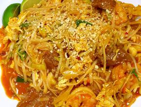 Yum Asian Bistro combo pad thai - Chinese Food Delivery - frisco