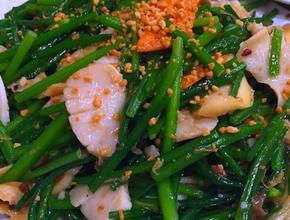 Asian Garden Restaurant Stir Fried Surf Clams with Minced Pork w/ Veggies -  - Boston
