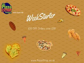 Pizza 1 Stop Weekstarter - Pizza Delivery - Shrewsbury