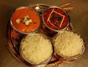 GOLDEN INDIAN Butter Chicken og Chicken tikka masala - Indisk Madudbringning - Lyngby