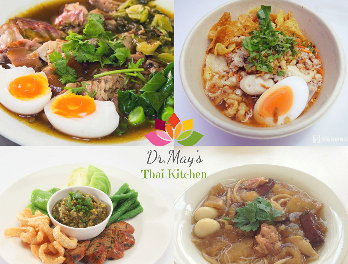 Dr May S Thai Kitchen Food Delivery Athens Order Online