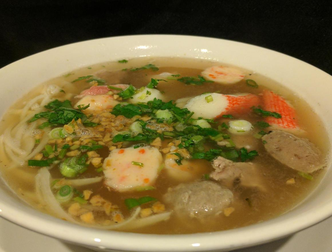 Sikhay Thai Lao Restaurant & Boba Tea & Pho - Takeaway food - Fort