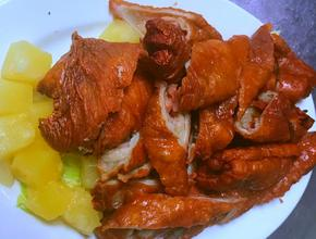 Asian Garden Restaurant Fried Pork Intestines -  - Boston