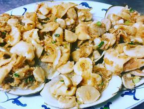 Asian Garden Restaurant Steam Surf Clam with Garlic Sauce -  - Boston