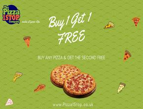 Pizza 1 Stop BOGOF - Pizza Delivery - Shrewsbury