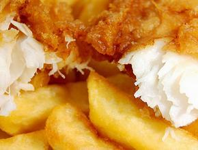 Fiddlers Elbow Fish & Chips Picture Thumbnail - Fish & chips Food - Leintwardine