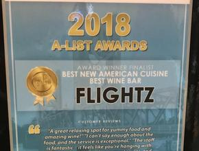 Flightz Best New American Cuisine, Best Wine Bar -  - El Dorado Hills