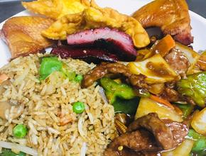 Mr. Chan's some options of all you can eat a la carte - Chinese Food Delivery - Milton