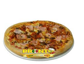 PRONTO PIZZA ALL MEAT PIZZA PRONTO CAVAN - TRADITIONAL FISH&CHIPS KEBAB Food Delivery - Cavan