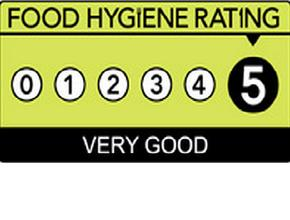 Fiddlers Elbow Fish & Chips Food Hygiene Rating -  - Leintwardine