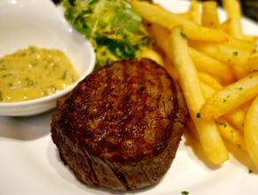 Caribbean Flavas Restaurant & Catering Local Organic Grass Fed Cajun Steak -  - fredericton