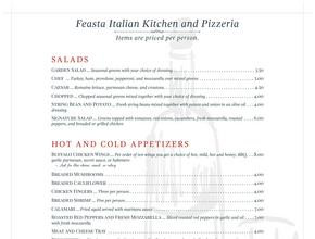 Feasta Italiana page 1 -  - Allentown