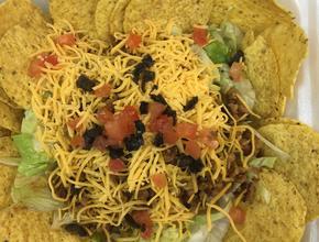 The Purple Monkey Taco Salad -  - South Charleston