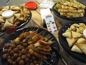 Caribbean Flavas Restaurant & Catering Empanadas,Samosas,Skewers Platters -  - fredericton