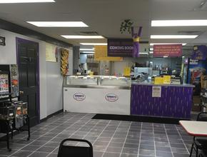 The Purple Monkey Front Counter -  - South Charleston