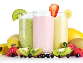 Caribbean Flavas Restaurant & Catering Fresh Fruit Smoothies -  - fredericton