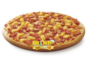 PRONTO PIZZA HAM PINEAPPLE  PIZZA PRONTO CAVAN - TRADITIONAL FISH&CHIPS KEBAB Food Delivery - Cavan