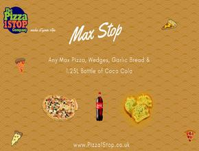 Pizza 1 Stop Max Stop -  - Shrewsbury