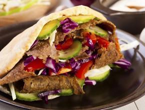 Picante Pita Shawarma - Kebab Delivery - setubal