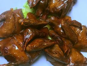 Asian Garden Restaurant Crispy Fried Squab -  - Boston