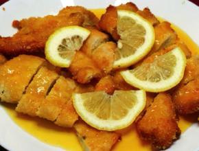 Szechuan Cuisine Lemon Chicken -  - Glendale
