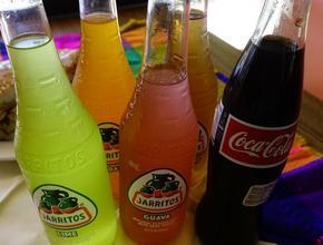 Taqueria Azteca Mexican sodas -  - Dublin