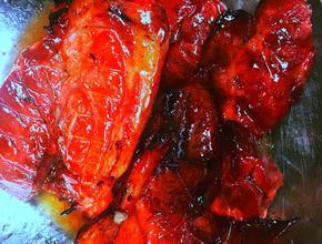 Asian Garden Restaurant BBQ Roast Pork - Asian Food Delivery - Boston