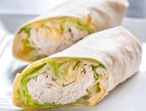 Sandwich Pizza House tuna wrap -  - Sandwich