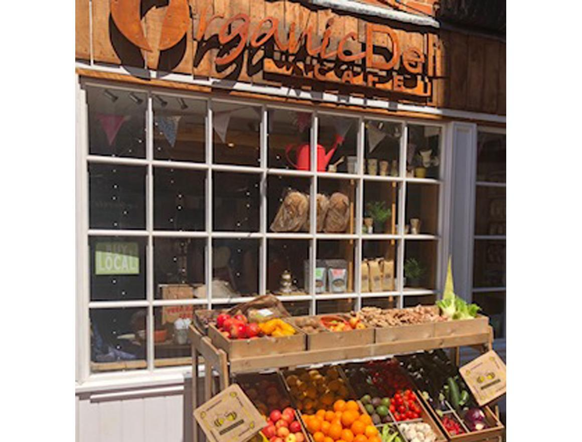 Organic Deli Cafe, Event Caterers & Wholefoods Store - Food