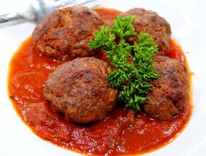 Marinos Italian Pasta And Pizza Side of Meatballs - Italian Food Delivery - Lewisville