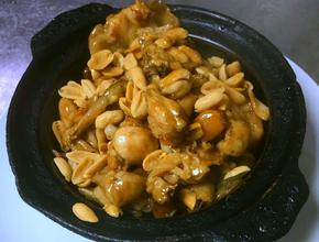 Asian Garden Restaurant Frog with Garlic Hot Pot -  - Boston