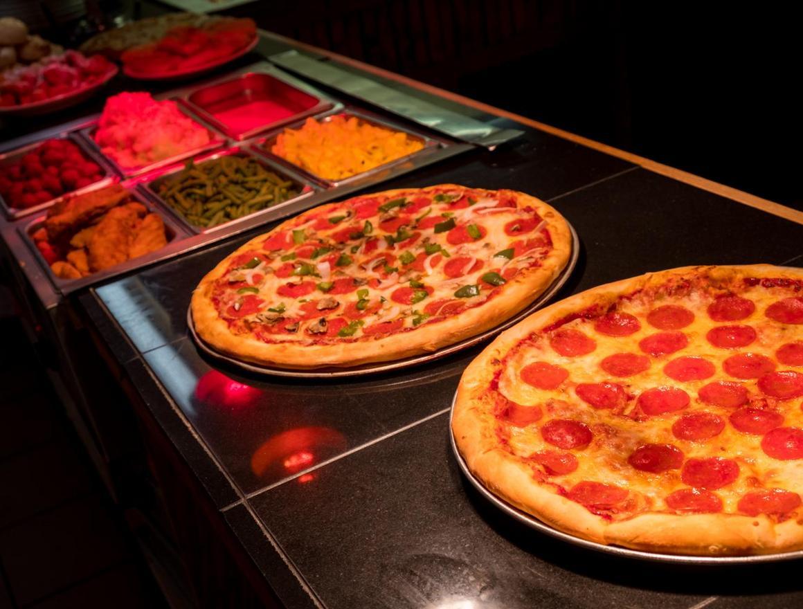 Excellent Honest Johns Pizzeria Food Delivery Jamestown Order Online Home Interior And Landscaping Fragforummapetitesourisinfo