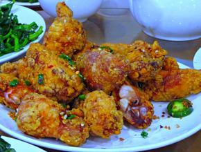 Asian Garden Restaurant Spicy Chicken Wings -  - Boston
