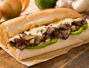 Marinos Italian Pasta And Pizza Philly cheesesteak - Italian Food Delivery - Lewisville