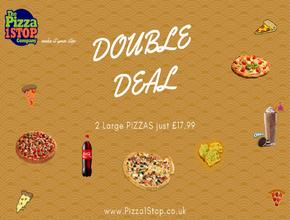 Pizza 1 Stop Double Deal - Pizza Delivery - Shrewsbury