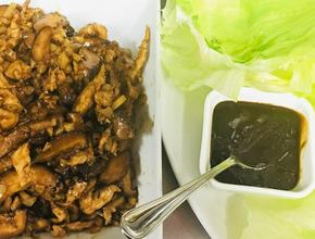 Mr. Chan's Chicken Lettuce Wrap -  - Milton