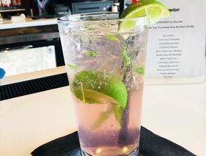 Mr. Chan's Watermelon Mojito -  - Milton