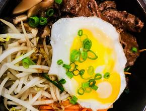 Mr. Chan's Bulgogi Beef Rice Bowl -  - Milton