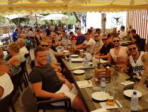Aphrodite's Rock Microbrewery BBQ Stag Party in Paphos -  - Tsada