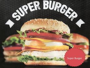 Zambeekas - DFO Brisbane Airport Super Burger - Portuguese Food - Brisbane Airport