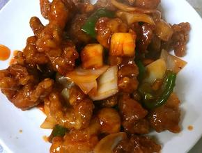 Asian Garden Restaurant Sweet & Sour Pork - Asian Food Delivery - Boston