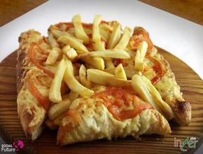 ΕστιατόριοINTER Pizza Pizza ''club sandwich